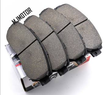 (1pair/kit) Front / Rear Brake pads set for Chinese HAVAL H5 H6 SUV Auto car motor parts 3501115AKZ16B / 3502315XKZ16A