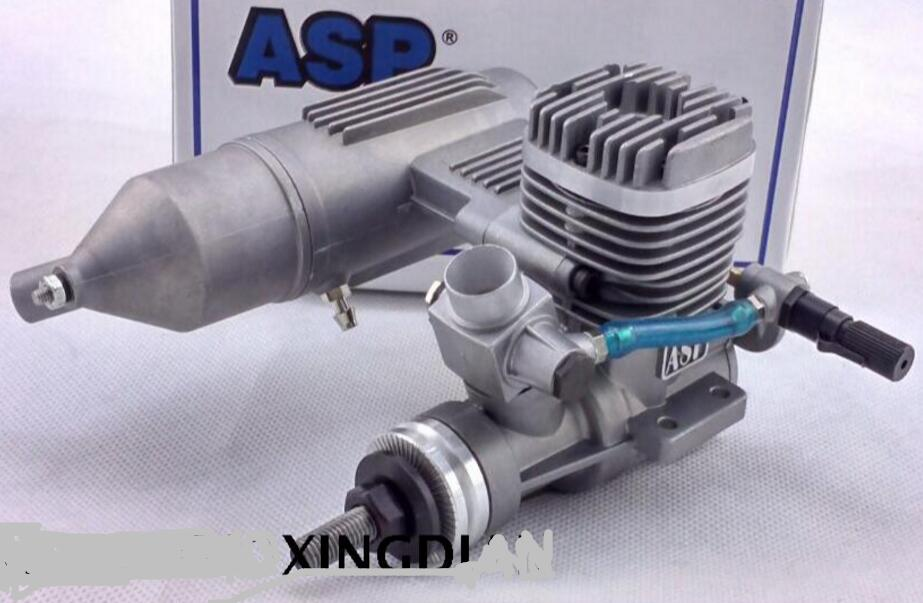 ASP 2 Stroke S32A / AII 32 Nitro Engine 5.2CC for RC Airplane