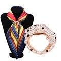 Роскошные Рейн камень симпатичные leopard шарф пряжки Брошь женщины высокое качество platinum покрытием камень контактный зажим