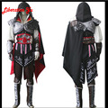 Assassins Creed II Ezio Cosplay Assassins Creed Traje Niños Hombres arropa sistemas