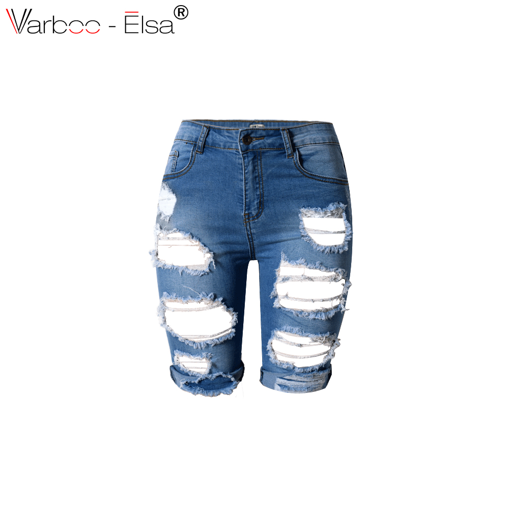 Compare Prices on Women Knee High Jean Shorts- Online Shopping/Buy ...