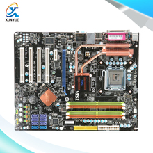 MSI P43 NEO3-F Original Used Desktop Motherboard P43 Socket LGA 775 DDR2 16G SATA2 USB2.0  ATX