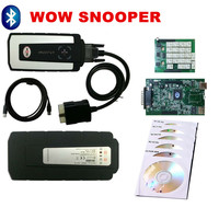 Snooper Wow With Bluetooth V5.008 R2 / 5.00.12 for Cars Trucks Diagnostic Tool A++ quality Green PCB Board VD TCS CDP pro