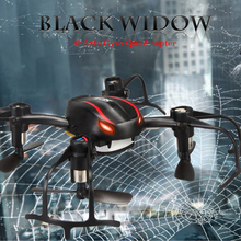 MJX X902 Black Widow Mini RC Quadcopter RC Drone 2.4G 4CH 6-Axis 3D Flip and Speed toggle switch RTF RC Helicopter VS JJRC H20