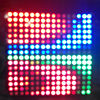 DC5V 16 16 LED Pixel WS2812B Led Chip RGB Full Color Panel Digital Flexible Individually Addressable