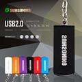 SUMSONIKO USB Flash Drive 64GB High Speed Memory Stick 32GB Gift Pen Drive 16GB 8GB 4GB 2GB 1GB