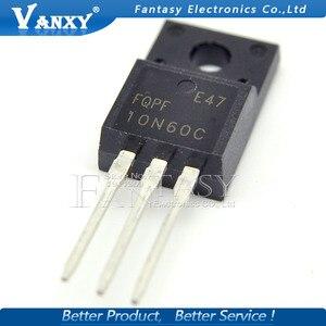 Image 3 - 10PCS FQPF10N60C TO 220 10N60C 10N60 TO220 FQPF10N60 new MOS FET transistor