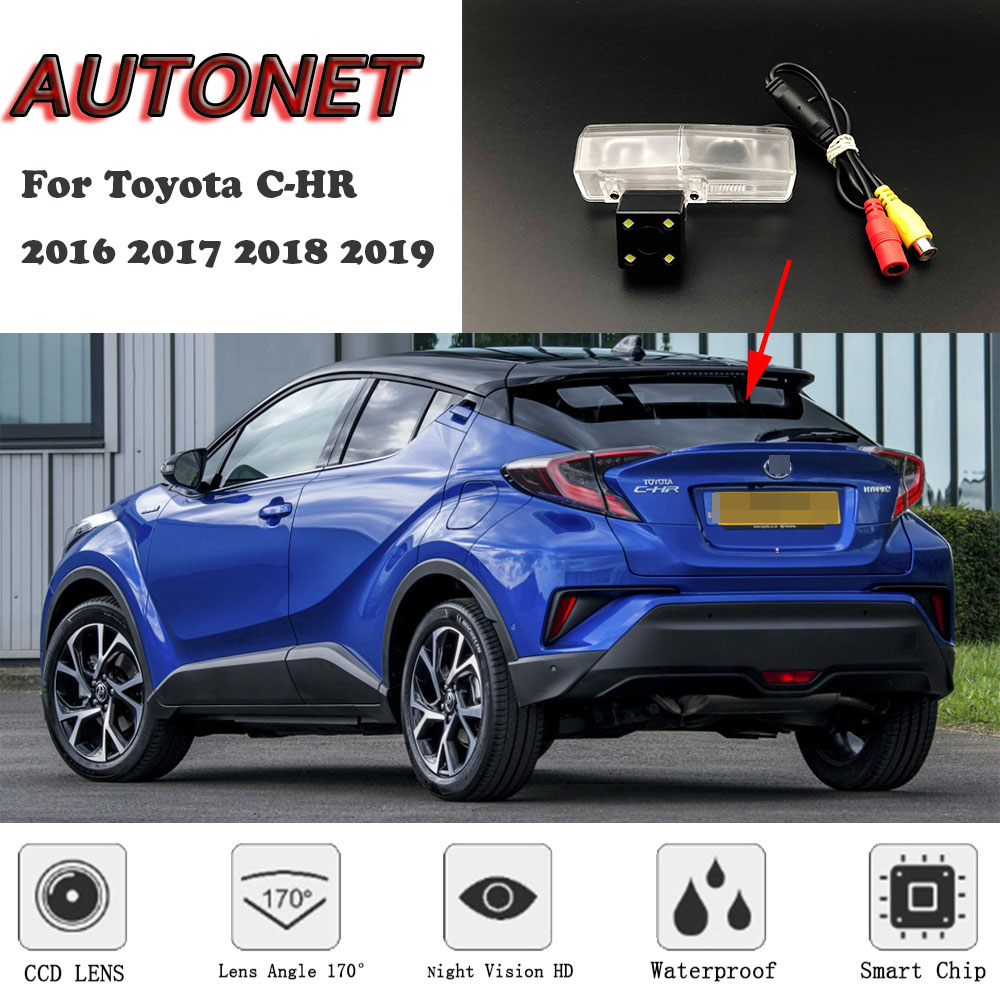 2019 Toyota C Hr: AUTONET Backup Rear View Camera For Toyota C HR Toyota CHR