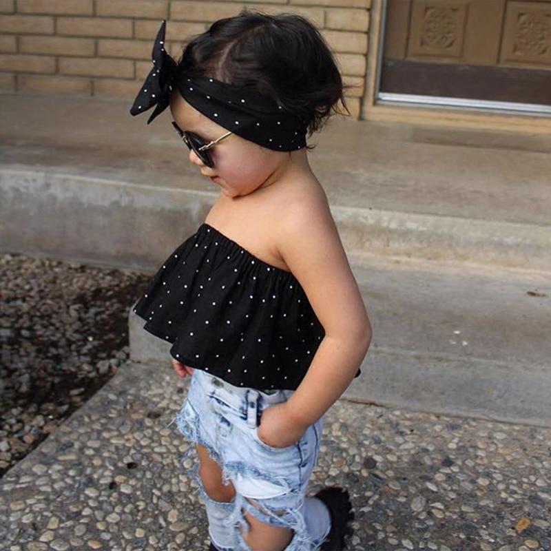Sınıq Çuxur Şalvar Baby Boys Qızlar Cins geyimlər Moda Qış - Uşaq geyimləri - Fotoqrafiya 5
