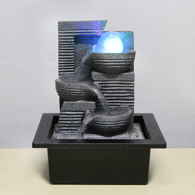 Decorative Fountains Indoor Water Fountains Resin Crafts