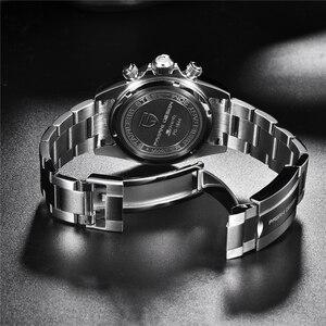 Image 5 - PAGANI DESIGN 2019 Neue männer Uhren Sport Quarz Uhr Männer Stahl Wasserdichte Uhr Männlichen Mode Chronograph Relogio Masculino