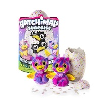 Hatchimals Magic Eggs Incubate Twins Egg Trolltech Intelligent Early childhood Puzzle Plush Toys