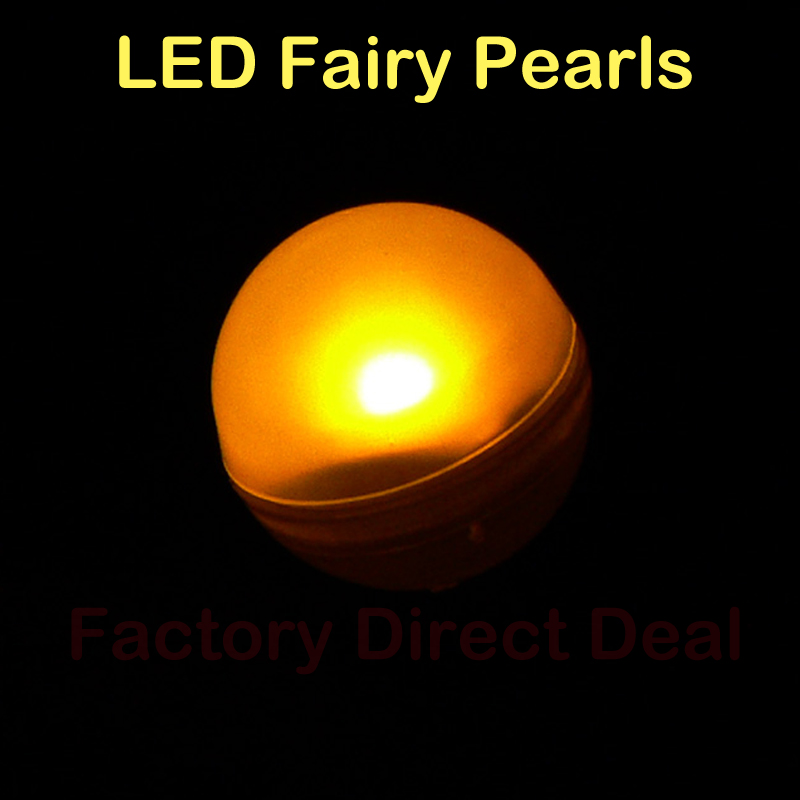 12pcs/Lot Magical LED Berries Battery Operated Mini Fairy LED Party Lights Floating Twinkle Firefly Light For Party Event Decor