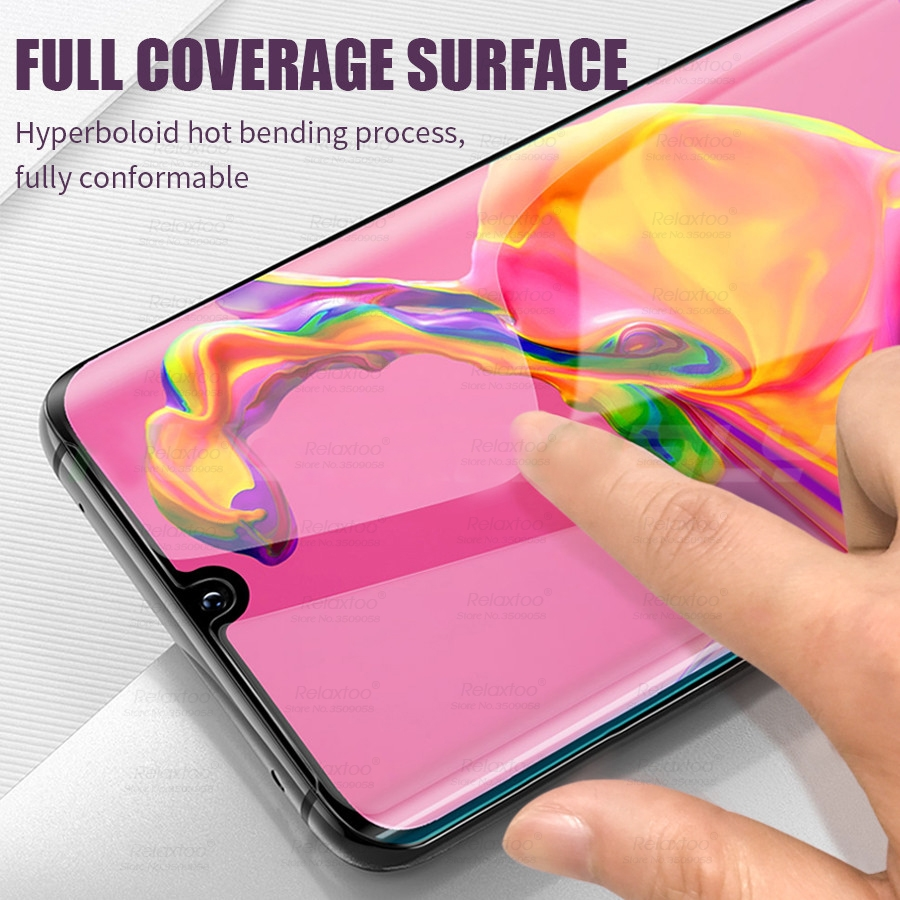 Image 4 - 2 in 1 Camera Lens Protector for Huawei P30 Pro Tempered Glass Screen Protector for Huawei P 30 Pro Lite Light P30Pro P30Lite-in Phone Screen Protectors from Cellphones & Telecommunications