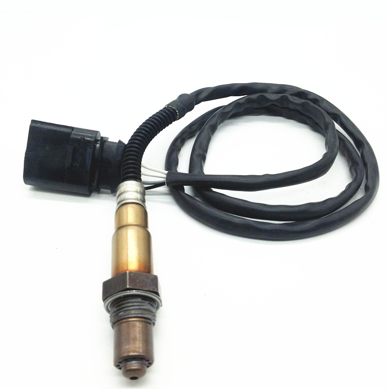 Original Lambda Sensor Front Back Oxygen Sensor for VW SKODA SEAT O2 Sensor for AUDI A3 1.6L 1.8L 1996-2003 O2 Lambda Sesnor
