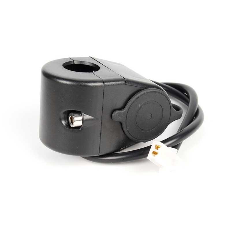 5V USB données câble voiture moteur chargeur allume-cigare prise étanche allume-cigare couverture tente Base nouveau Transport 12V 24V