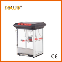 commercial automatic electric popcorn machine ce 220V 1175W With Switch Control 1 tray/3min 8Oz popcorn maker home appliances