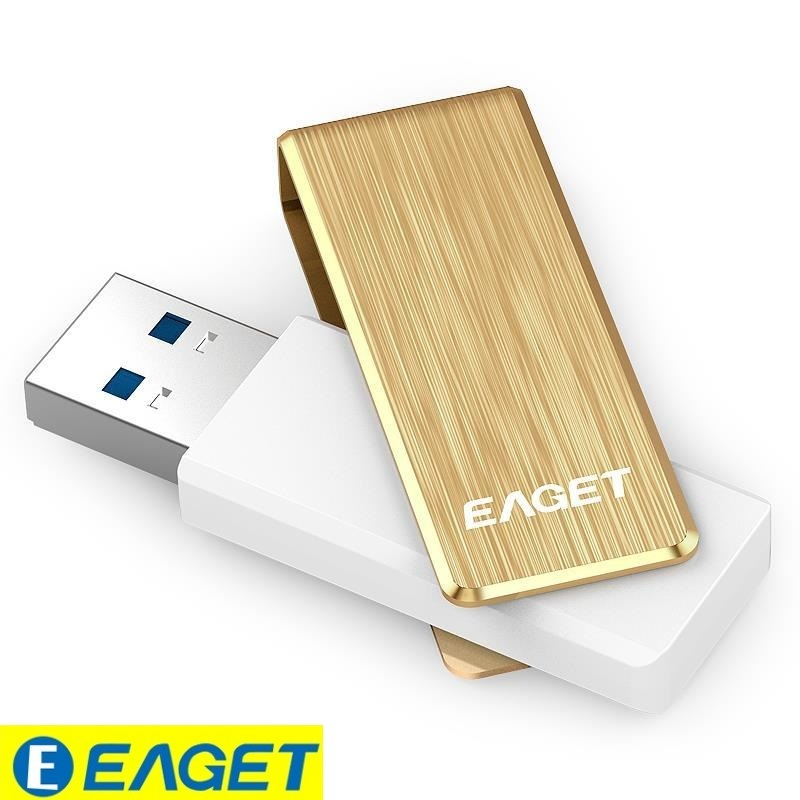 EAGET F50S Flash Drive 128G 256G Pen Drive USB 3.0 Stick USB Flash Drive Metal Case 128G PenDrive High Capacity Big Promotion!