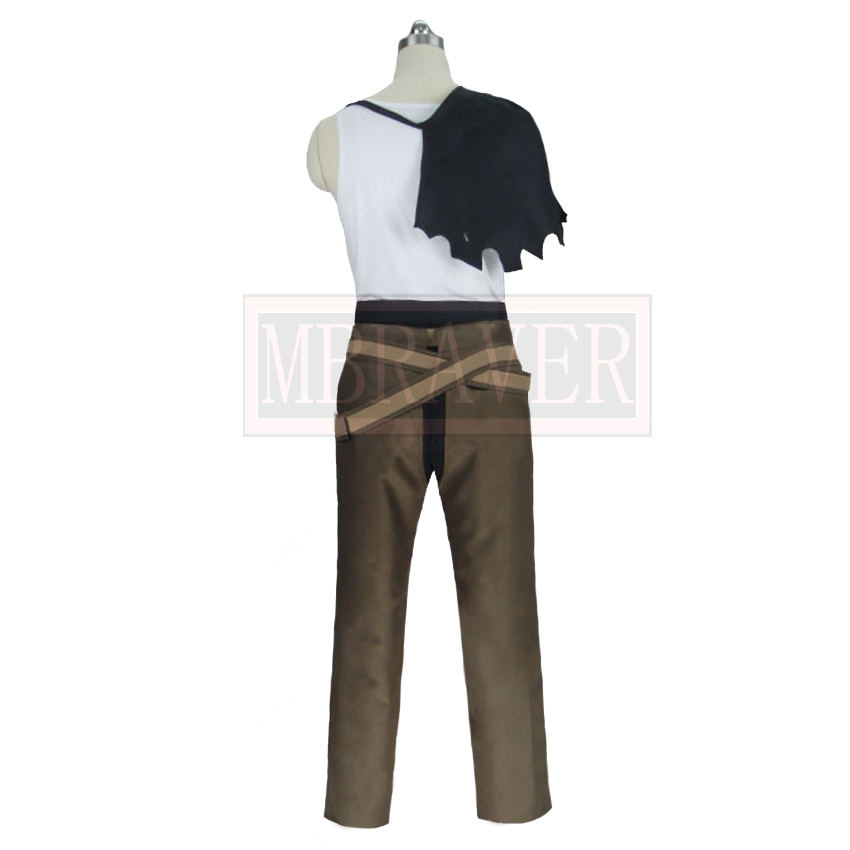 Black Clover Yami Sukehiro Clothing Cos Cloth Uniform Cosplay Costume
