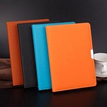 ZUOYE A5/B5 бизнес-блокнот креативный блокнот искусственная кожа PU Обложка дневник торговля Логотип 1 шт