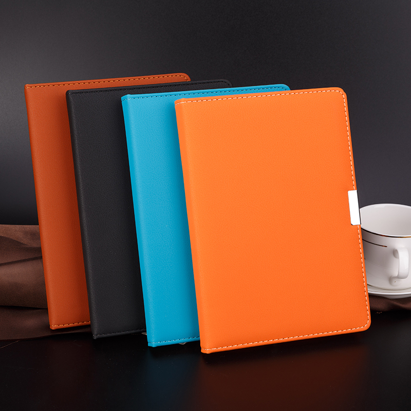 ZUOYE A5/B5 Business Notebook Creative Notepad Faux Leather PU Cover Diary Wholesale Custom Logo 1PCS