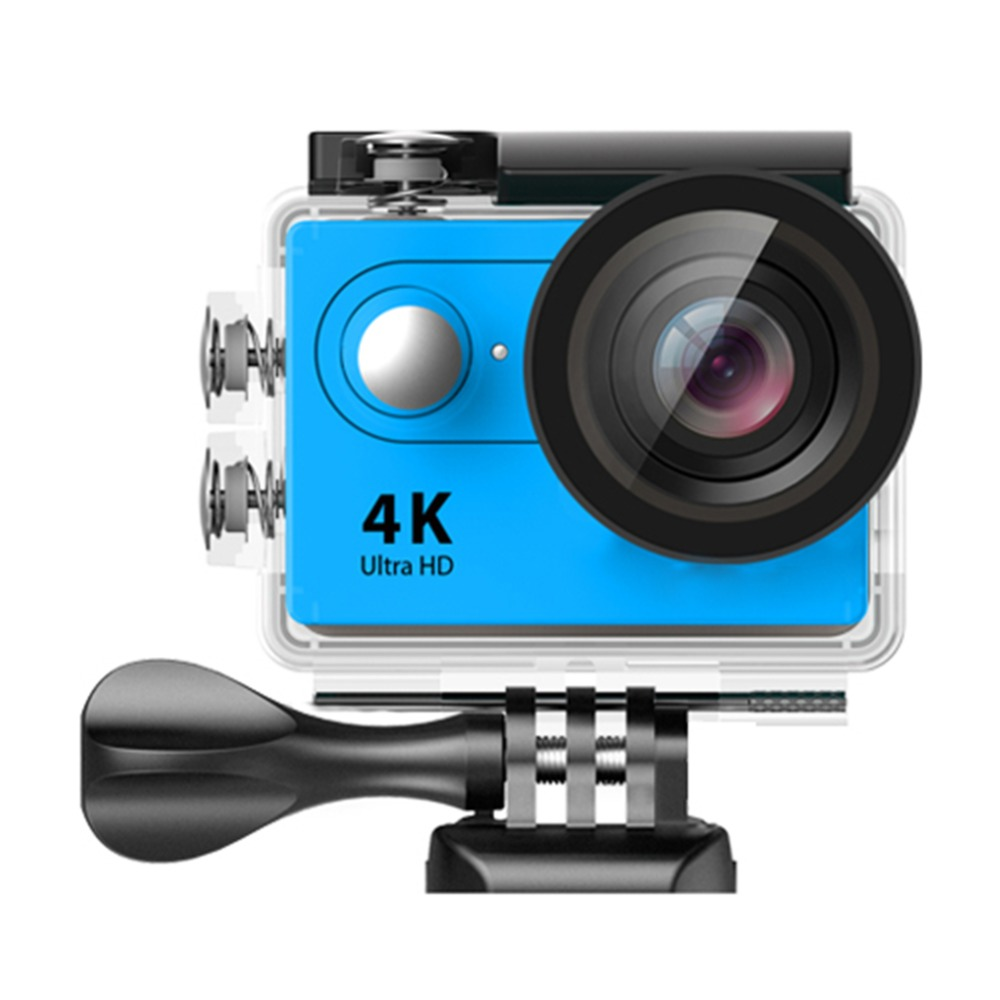 Action Camera Ultra HD 4K Adjustable Underwater WiFi Recorder Sports Cameras For Swimming Surfing Diving New