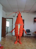 hot sale lobster mascot costume fresh lobster onesies for adults