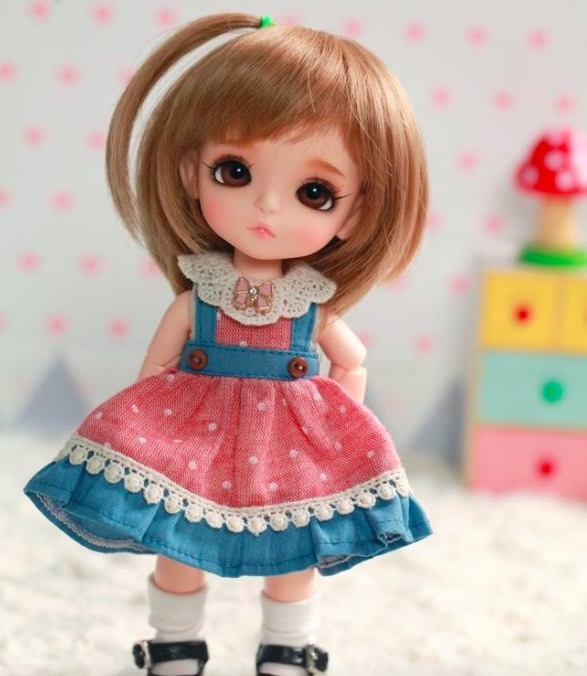AoaoMeow 1/8 bjd doll Haru цена и фото
