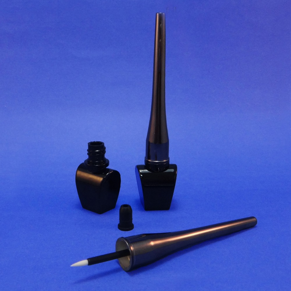 a5bcddb4c68 2 Empty Eyelashes Tube Mascara Tube Cosmetics 2 ml PETG Eyeliner Bottle  (M204-E)
