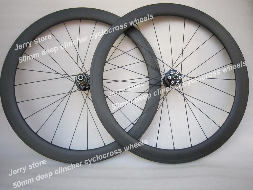 50mm clincher carbon bike wheel/25mm width bicycle wheel set Novatec light weight hub 700C wheel set 1855g carbon fiber ligth wheel 25mm width 88mm clincher carbon fiber bicycle wheel set 700c 11 speed