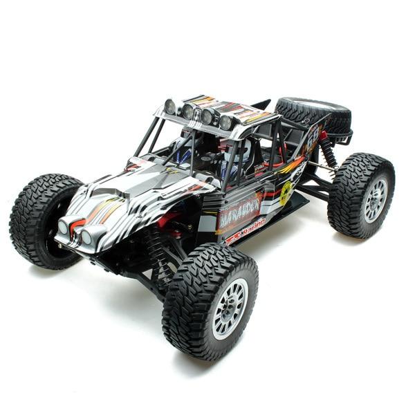 Fs 53625 1/10 2.4gh 4wd brushless rc carro rc desert buggy