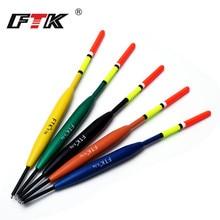FTK Barguzinsky Fir 10Pcs/Lot Mix Color Fishing Float Length 18-20.5cm Float 2G 3G 4G 5G For Carp Fishing