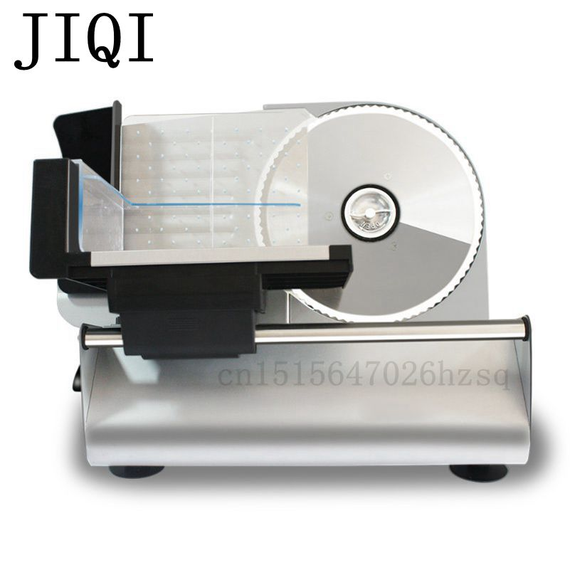 JIQI multifunction Lamb slicing machine household electric small commercial stainless steel frozen beef meat Slicing machine