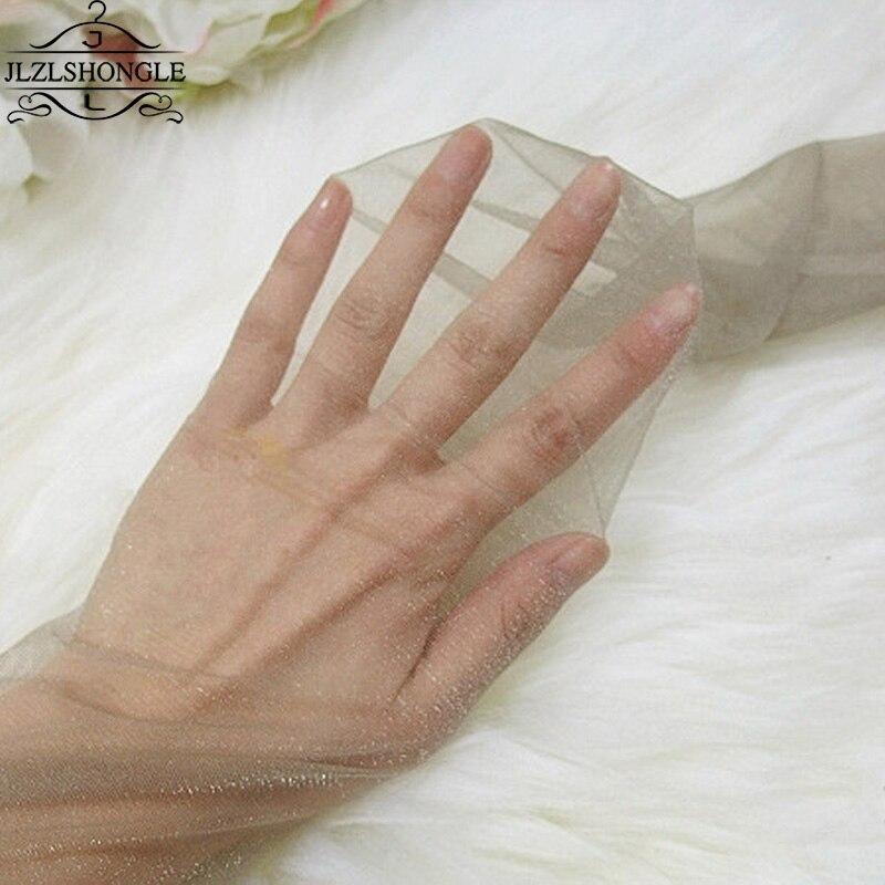 Nylon 10D Women Pearlescent Transparent Tights Female Glitter Stockings High Tights Ladies Ultra Thin Shiny Resist UV Pantyhose