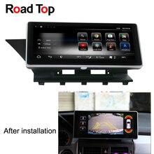 10.25″ Android 7.1 Car Radio GPS Navigation Bluetooth WiFi Head Unit Screen for Mercedes Benz GLK 200 220 280 250 300 320 350