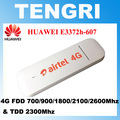 Разблокирована Huawei E3372h-607 E3372 150 Мбит 4 Г lte usb-модем 4 Г FDD 700/900/1800/2100/2600 МГц TDD2300Mhz PK E3276s-150 E3272