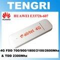 Unlocked Huawei E3372h-607 E3372 150Mbps 4G lte usb modem 4G FDD 700/900/1800/2100/2600MHz TDD2300Mhz PK E3276s-150 E3272