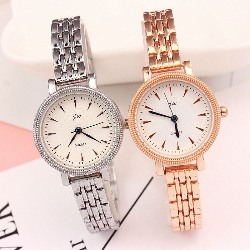 New fashion leisure lady's Quartz Wrist Watch Stainless steel strip bracelet Rose gold small dial gift Watch Student Watch все цены