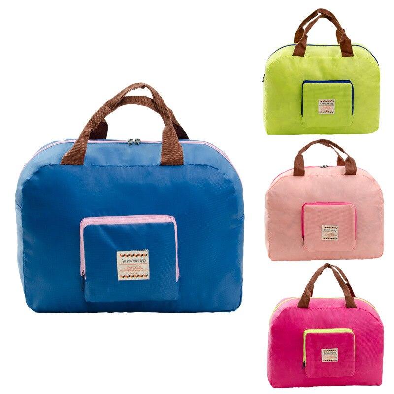 2018 Heißer Multifunktionale Große Kapazität Portable Gepäck Tasche Wasserdicht Einkaufs Reusable Beutel Tote Folding Reisetaschen Handtasche