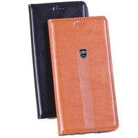 حار! الأزياء ل نوكيا lumia 625 جلد طبيعي حالة الوقوف فليب المغناطيسي غطاء الهاتف المحمول + هدايا مجانية