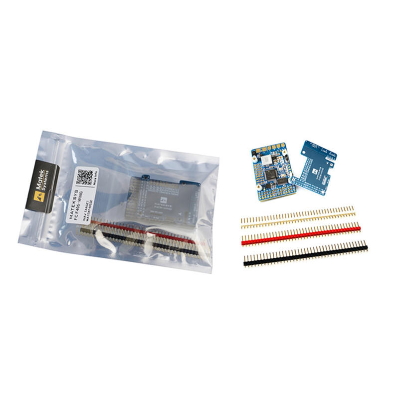 Matek Systems F405 WING New STM32F405 Flight Controller Built in OSD for RC Airplane Fixed Wing