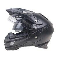 Adventure Rally Motorcycle helmet Double Lens Cross Tour bike helmet DOT ECE approved ADV motorcycle helmet Aerodynamic design