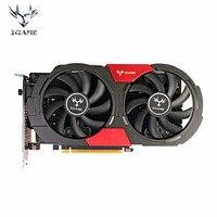 Красочные GTX1050Ti видео Графика Card 4 ГБ 128bit NVIDIA GeForce GDDR5 видео карты 768 cudr Core 7000 мГц 7680x4320 для рабочего стола