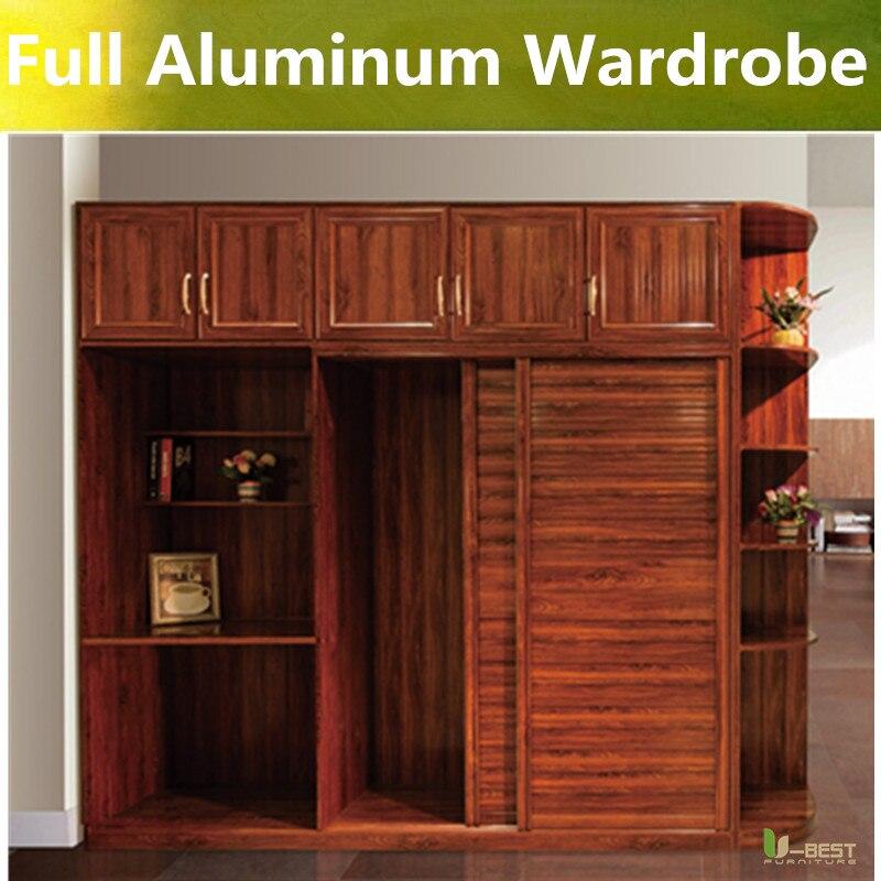 U BEST Customized Full aluminum cabinet for living room New Design Smart  System Classical Full Aluminium wardrobe. Online Get Cheap Custom Furniture Designer  Aliexpress com
