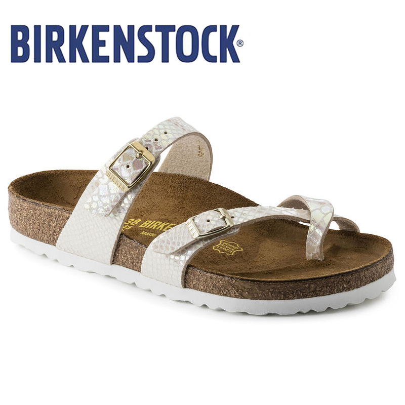the latest dc86f e0b2f Comprare Sandali Birkenstock 814 Casual Pantofola Flip Flop ...