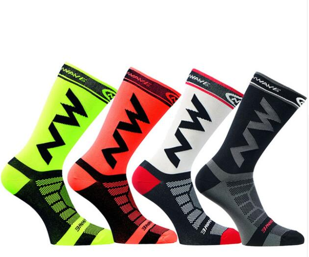 Unisex New Comfortable Breathable Men Sports Bike Socks Running Socks Women Outdoor MTB Cycling Socks