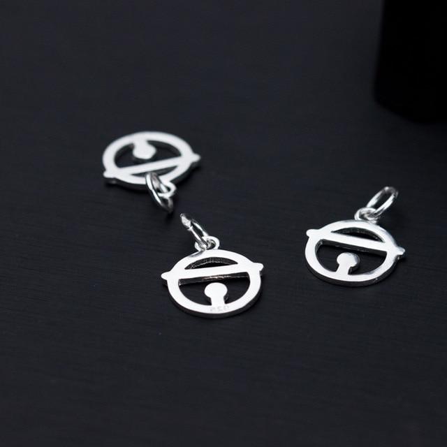 Модные женские ювелирные изделия uqbing «сделай сам» из стерлингового