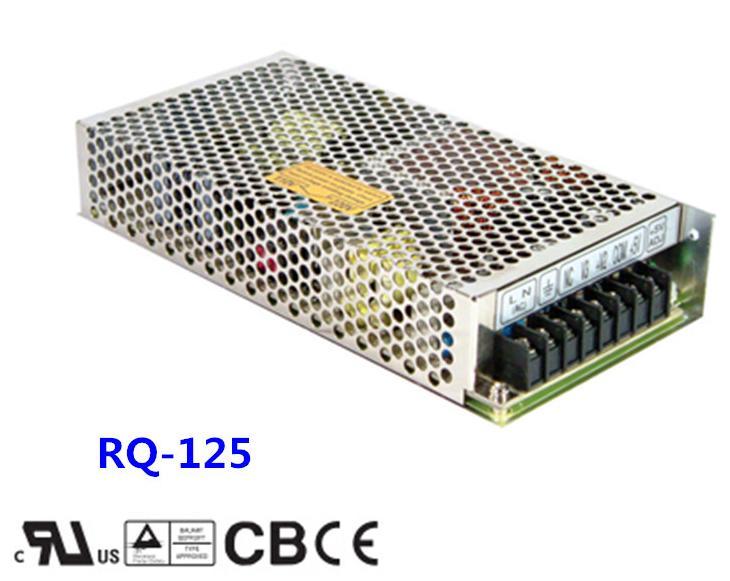 ФОТО Free shipping 1pc  RQ-125C 82.5w 5v 7A Quad Output Switching Power Supply