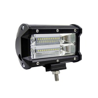 5INCH 36W 72W Led Light Bar Modified Off Road LightsTrucks Forklifts Off Road Engineering Vehicles Cars