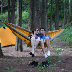 NH18D002-C Zelf rijden Reizen Kamp Opblaasbare Buis Opknoping Bed Outdoor Indoor Thuis Slapen Swing Slaapzaal Sandbeach Hangmat